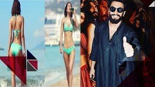 Vaani's Hot Bikini Look | Ranveer Copies Bhansali's Look