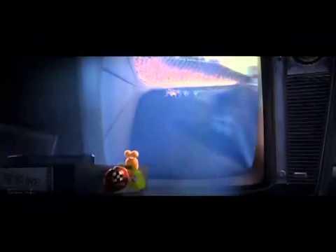 Mash up // Toy Story / Planes / Turbo / Eiskönigen