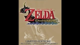 The Legend of Zelda: The Wind Waker Longplay (1/2)