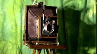 Large Format Vintage Digital Scanner Camera Thorunton ①