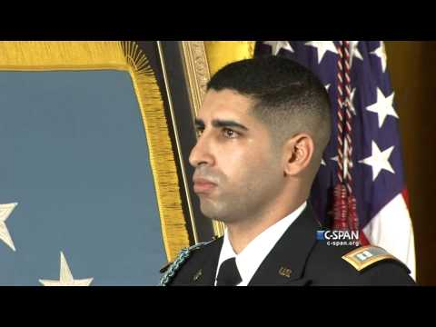 Medal of Honor - U.S. Army Capt. (R) Florent Groberg (C-SPAN)