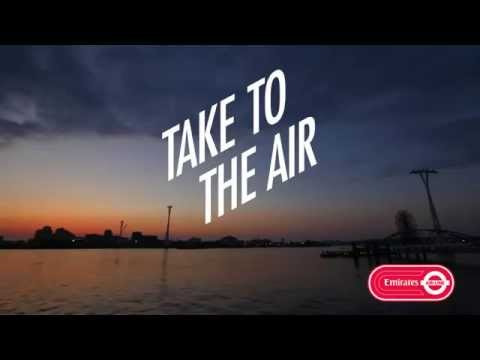 Take to the Air, discover Emirates Air Line, London's only cable car