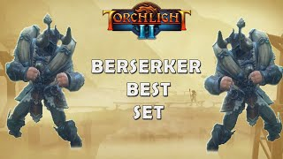 Torchlight 2 | Berserker best set (Harbringer)