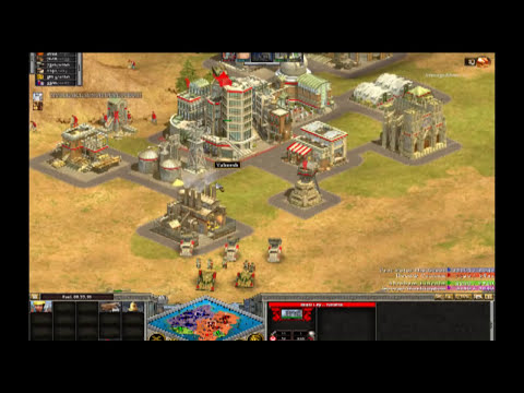 Lets Play Rise of Nations: Thrones and Patriots - Cold War Part. 2