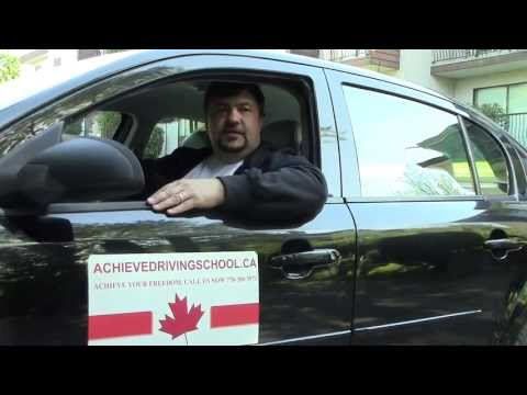 TIPS TO PASS THE  ROAD TEST Surrey BC.Abbotsford BC.Langley BC