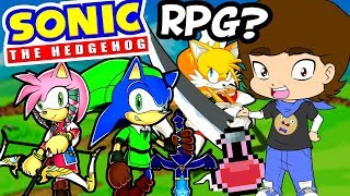 Sonic The Hedgehog...RPG? - ConnerTheWaffle