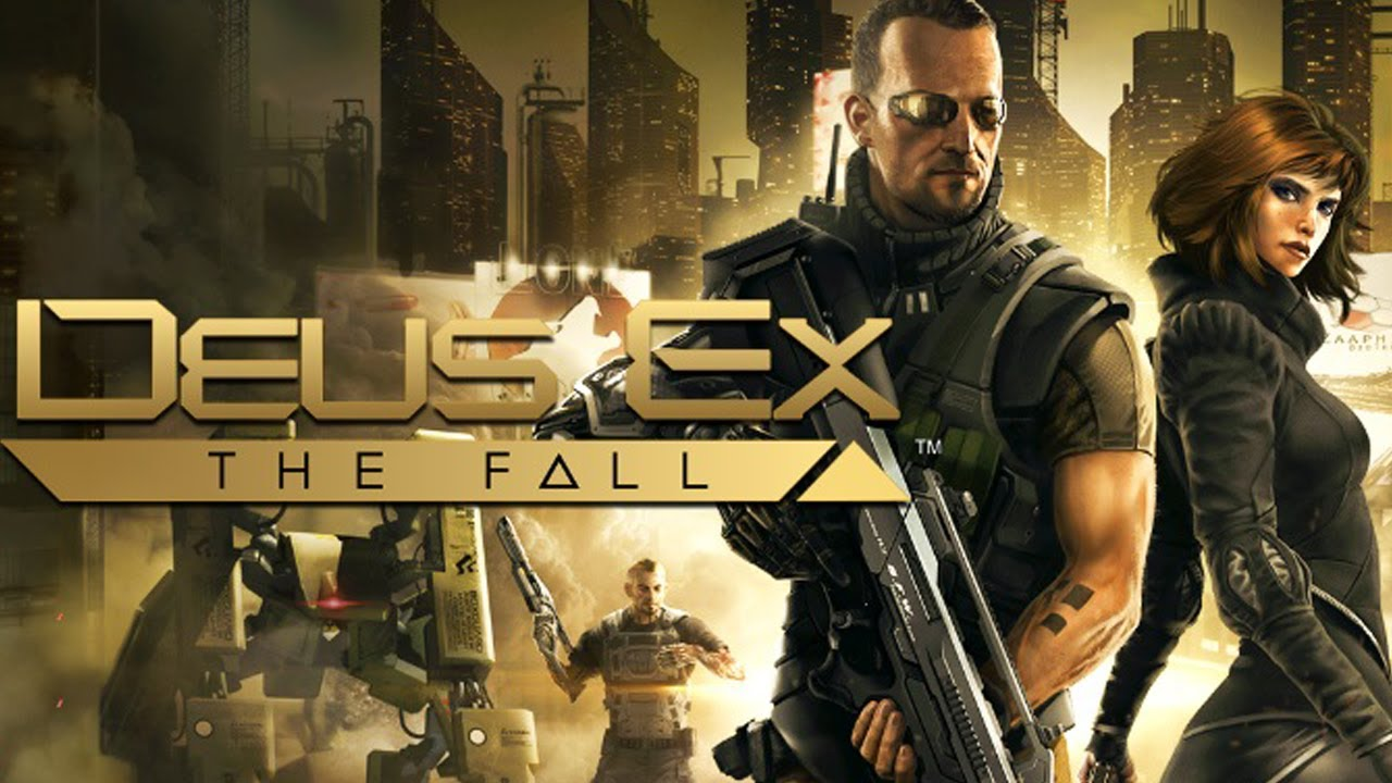 Промо-коды на Deus Ex: The Fall -прямо сейчас! Для iPhone/iPad/iPod Touch.