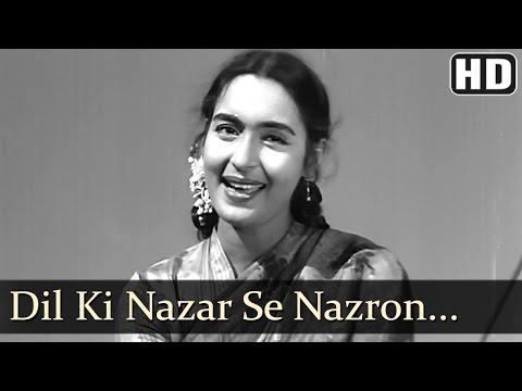 Dil Ki Nazar - Raj Kapoor - Nutan - Anari - Lata Mangeshkar -...
