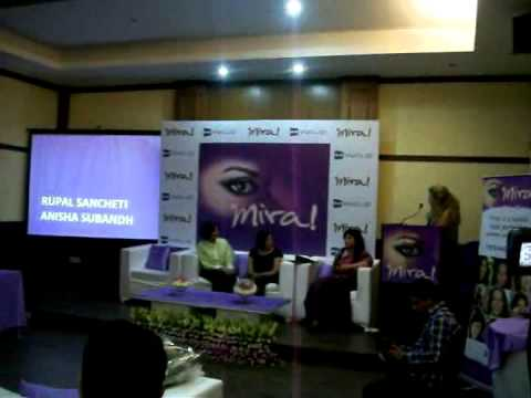 Vuclip Launches Mira! Press Conference video