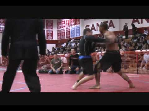 2008 Pankration Nationals- Men's division Highlights Image 1