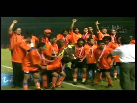 Persija Jakarta Juara Liga Indonesia Tahun 2001