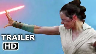 "STAR WARS 9 ""Rey uses the Force against Kylo"" Trailer (NEW 2019)"