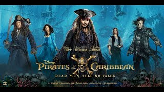 Pirates Of The Caribbean 5 Dead Men Tell No Tales 2017 Jack Sparrow Movie Full Behind Hd