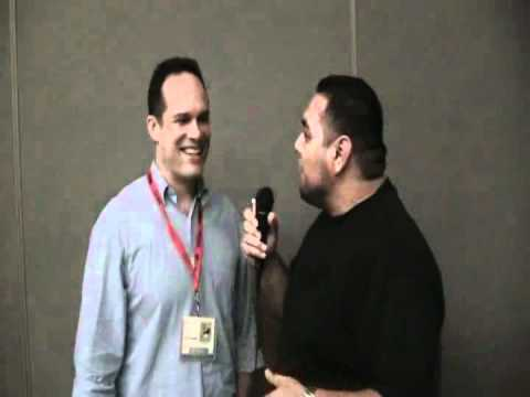 SDCC 2009-BTBTB: Diedrich Bader Interview