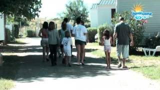 Vidéo officielle du camping Beauséjour à Sérignan-Plage