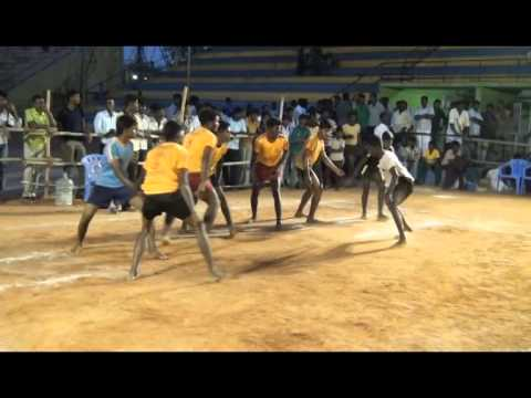 Cpr Kabaddi Academy B Team Vs A.k.ulaganeri video