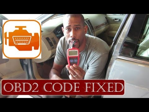 How to fix a OBD2 code p0300 random misfire- Discover the easy and free steps