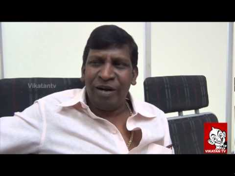 Vadivelu's Diet secret – Ananda Vikatan