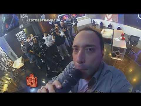 ¡Guty Carrera confesó todo vía skype con La Noche Es Mía!