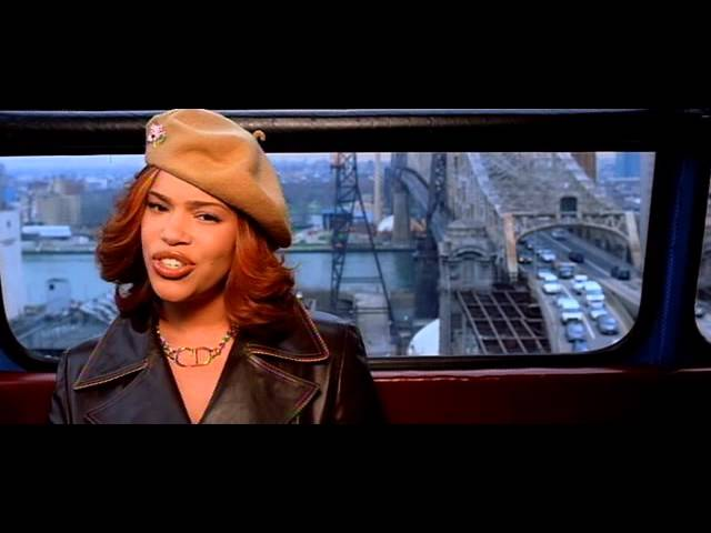 """Faith Evans - """"Can't Believe (Feat. Carl Thomas)"""" (Official Music Video)"""
