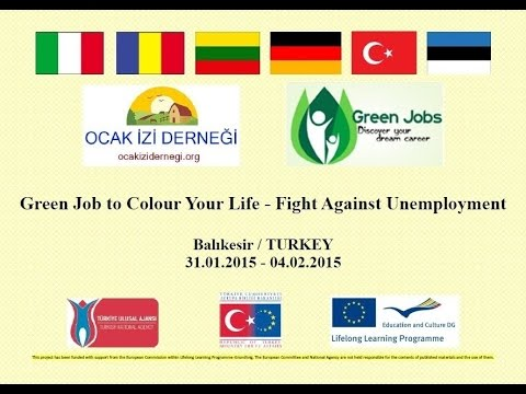TURKEY    Green Jobs