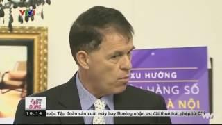 VTV1 - Bản tin công nghệ tài chính về Ngân hàng số