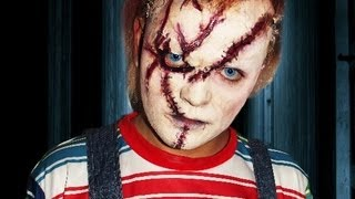 Chucky - Child's Play! - Makeup Tutorial!