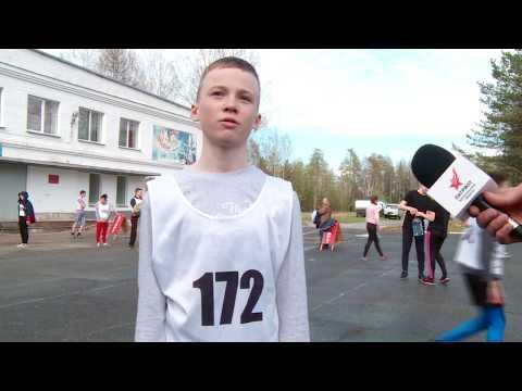 """Соревнования """"Школа безопасности"""" на космодроме """"Плесецк"""""""