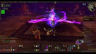 Příběh Warlocka díl 653. - Scholomance poslední quest ( World of Warcraft - Legion )