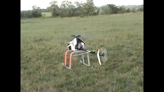 Vario XLC Carrier RC Helicopter 4.
