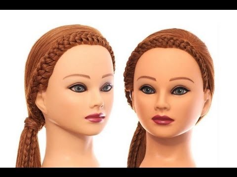 Braid Hairstyles For Long Hair Youtube : Easy hairstyle for long hair. Braided hairstyles. - YouTube