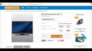 BEKO B40LB4329 LED TV