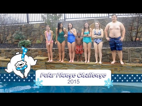 2015 Polar Bear Plunge | New Year Traditions