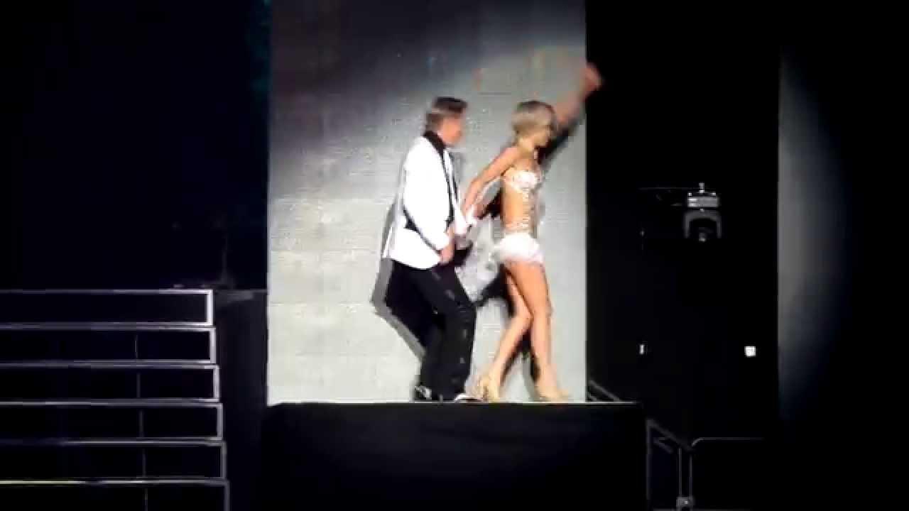 Derek And Julianne Hough Tour