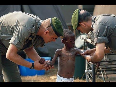 KIDNAPING D ENFANTS RESEAUX PEDOPHILES HAITIENS ET RWANDAIS DENONCE PAR DES MILITAIRES ?!?!