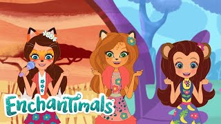 Enchantimals | Try Not to Sing-a-long Challenge 🎵Tale From Everwilde | Cartoons for Kid | Wildbrain