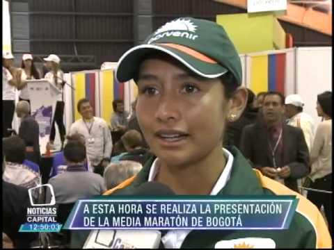 Se realizó la presentación de la Media Maratón de Bogotá 2015