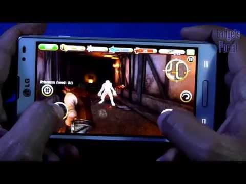LG Optimus L9 : Hardcore GAMING REVIEW HD by Gadgets Portal