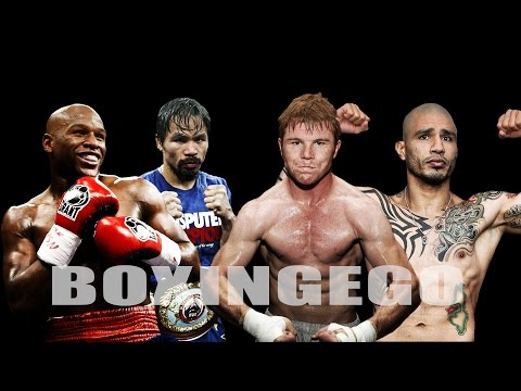 FLOYD MAYWEATHER VS. MANNY PACQUIAO OR CANELO VS. COTTO? VOTE NOW! WHICH IS THE BETTER FIGHT