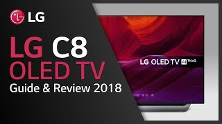 LG OLED TV I 2018 C8 OLED I Product video