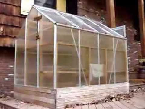 Harbor Freight 6x8 greenhouse review 2 seasons later,