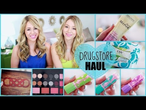 New at the Drugstore Haul ♡ April 2014