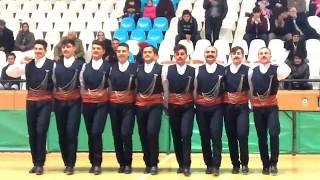 Erzincan Halk Oyunları Yarışması 2017