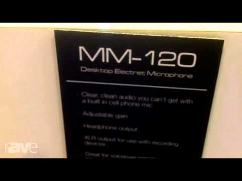 InfoComm 2013: Marshall Electronics Establishes MM Line of Microphones