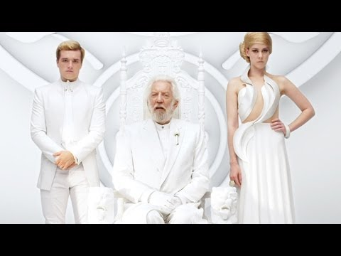 The Hunger Games: Mockingjay - Part 1 - President Snow's Second Panem Address