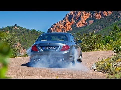 Mercedes-Benz CL 63 AMG, обзор часть 2