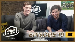 Kieran Marmion interview, Ireland vs. Italy preview and Nerd XV - Baz & Andrew's House of Rugby Ep19