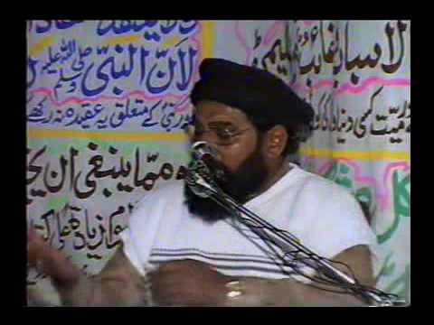 ALLAMA AHMED SAEED KHAN  MULTANI (jumma) 8/8