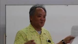 石垣島での平成29年度子供科学人材育成講座