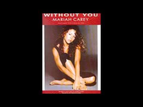 Without You by Mariah Carey on Amazon Music